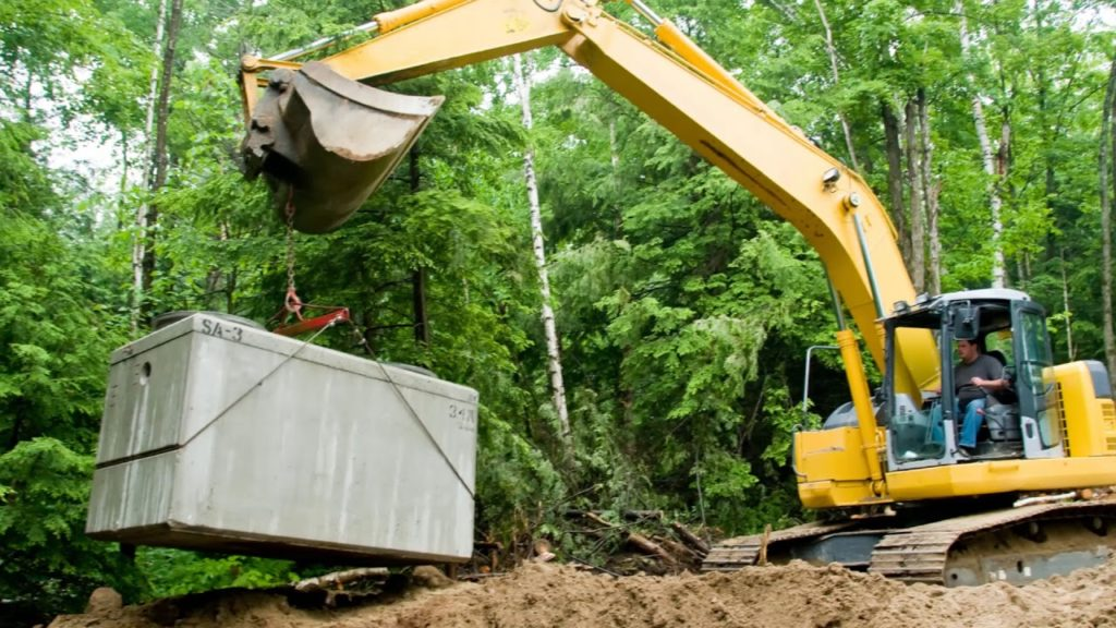 Houston TX - Southern Elite Septic Installation Services of Pearland