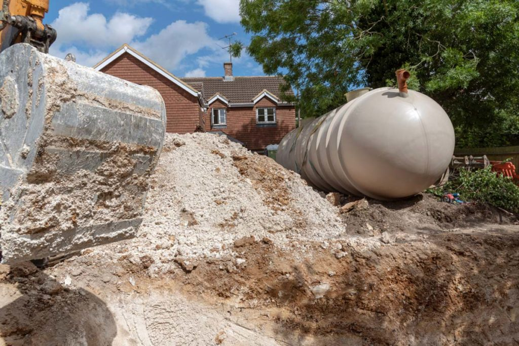 Septic Tank Replacement-Southern Elite Septic Installation Services of Pearland