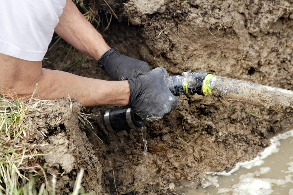 Sewer Line Repair - Southern Elite Septic Installation Services of Pearland