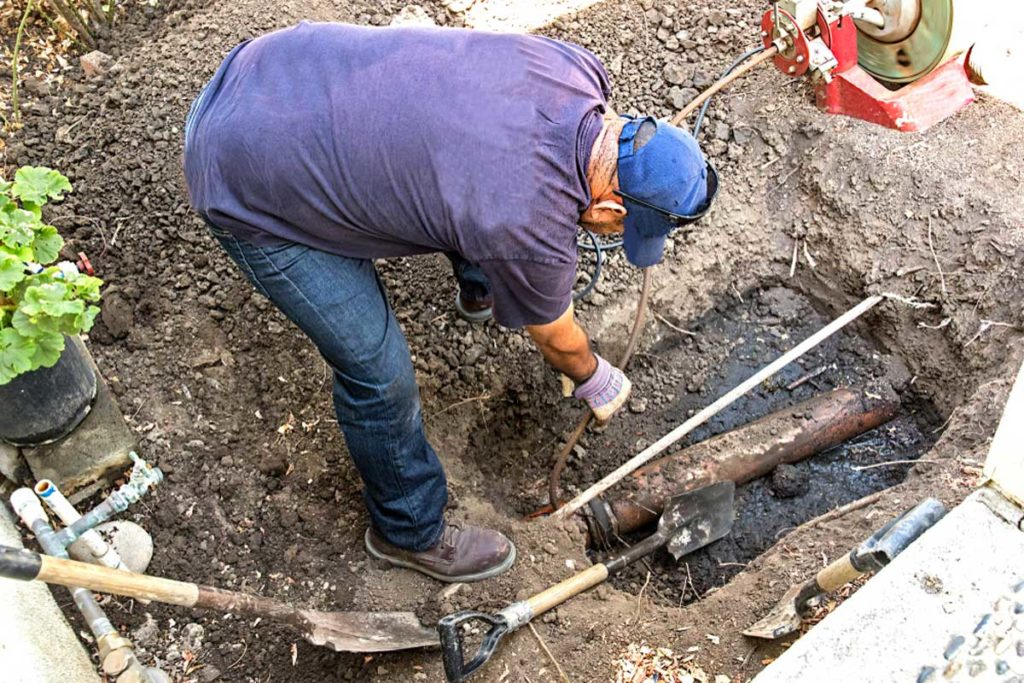 Sewer Line Replacement-Southern Elite Septic Installation Services of Pearland